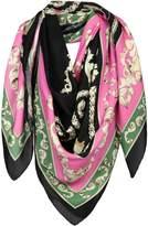 Philipp Plein Square scarves - Item 46487476