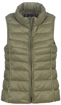 Only ONLCLAIRE women's Jacket in Green