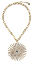 Vince Camuto Jeweled Starburst Necklace