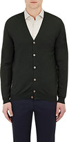 Zanone MEN'S V-NECK CARDIGAN