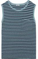 Splendid Striped Stretch-Jersey Top