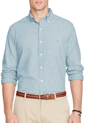 Polo Ralph Lauren Classic-Fit Chambray Shirt
