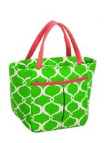 Evergreen Insulated Lunch Tote