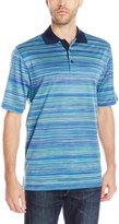 Bugatchi Men's Amadeo Golf Polo Shirt