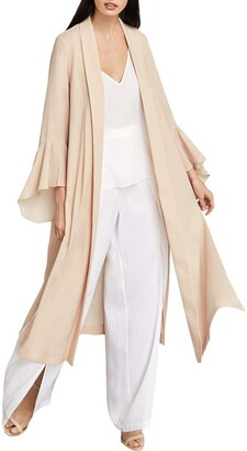 BCBGMAXAZRIA Women's Dina Robe Duster Jacket