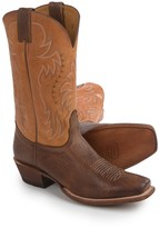 "Nocona Delta Cowboy Boots - 13"", Square Toe (For Men)"