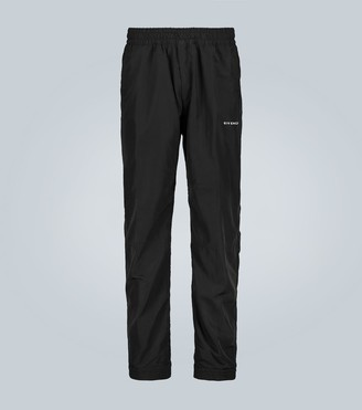 Givenchy Slim-fit technical trackpants