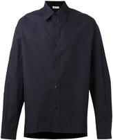 Marni classic long sleeve shirt - men - Cotton - 48