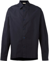 Marni classic long sleeve shirt - men - Cotton - 50