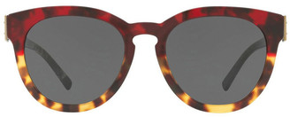 Burberry BE4246D 405023 Sunglasses Red