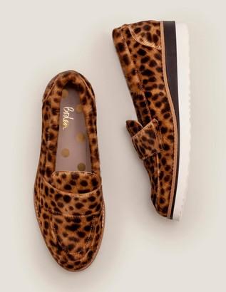 Elizabeth Platform Loafers