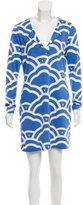 Diane von Furstenberg Silk Reina Dress w/ Tags