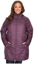 Columbia Plus Size Mighty LiteTM Hooded Jacket