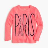 "J.Crew Girls' ""Paris"" T-shirt"