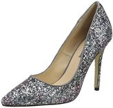 Dorothy Perkins Women's Glitter Emie Ponted Closed-Toe Heels,40 EU