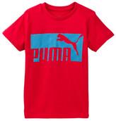 Puma Graphic Tee (Little Boys)