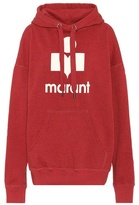 Etoile Isabel Marant Isabel Marant, Étoile Mansel printed cotton hoodie