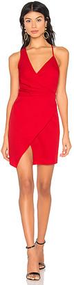 by the way. Karina Asymmetric Mini Dress