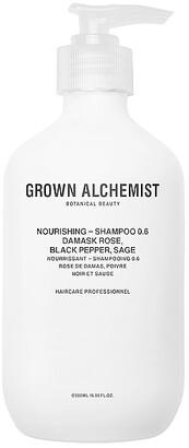 GROWN ALCHEMIST Nourishing Shampoo 0.6