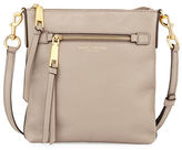 Marc Jacobs Recruit North-South Leather Crossbody Bag