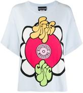 Moschino Hippie Chic knitted T-shirt