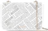 Love Moschino logo print tote - women - Polyurethane - One Size