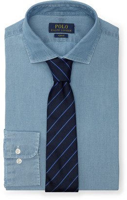Ralph Lauren Slim Fit Chambray Shirt
