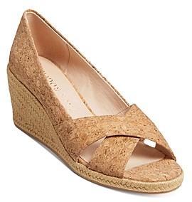 Jack Rogers Women's Palmer Crisscross Wedge Sandals