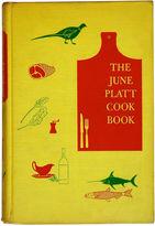 One Kings Lane Vintage The June Platt Cook Book