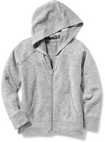 Old Navy Full-Zip French-Terry Hoodie for Girls