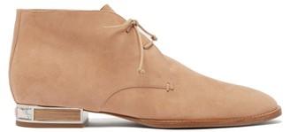 Gabriela Hearst Shephard Suede Boots - Tan