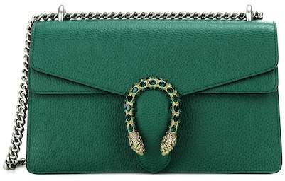 5ebe45bdb3b Gucci Green Handbags - ShopStyle