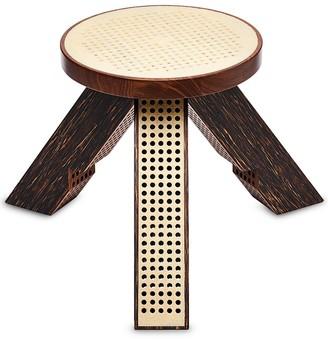 Miu Miu M/Marbles three-leg stool