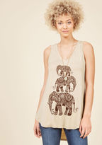 ModCloth Tusk Act to Follow Tank Top in 1X