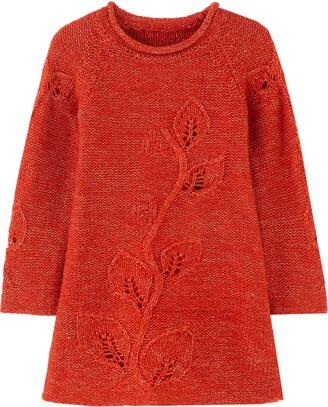 Peek Aren't You Curious Kids' Sweater Dress