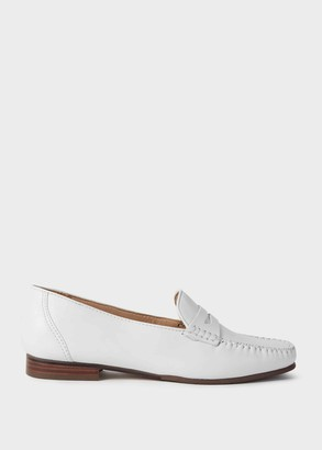 Hobbs Holly Leather Moccasins