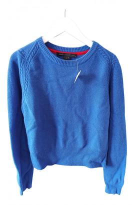 Marc by Marc Jacobs Blue Wool Knitwear