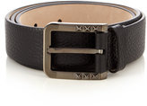 Valentino Rockstud-embellished leather belt