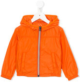 Moncler zipped jacket - kids - Polyamide - 2 yrs