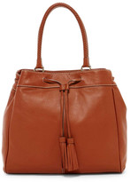 Cole Haan Loveth Drawstring Leather Tote