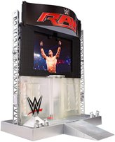 WWE Ultimate Entertainment Stage Playset