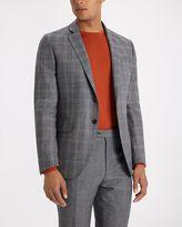 Jaeger Prince of Wales Slim Jacket