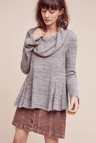 Anthropologie Cowled Maurisa Top