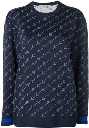 Stella McCartney logo printed sweatshirt