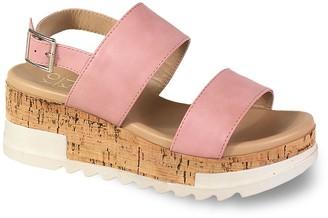 Yoki Brenda 80 Women's Platform Sandals