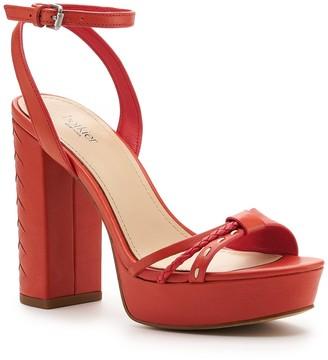 Botkier Petra Strappy Block Heel Sandal