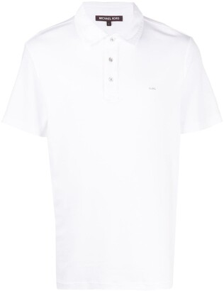 Michael Kors Chest Logo Polo Shirt