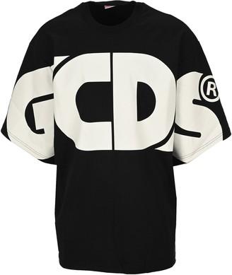 GCDS Macro Logo T-Shirt