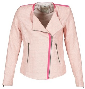 Chipie BRENES women's Jacket in Pink