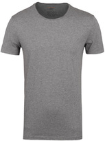 Boss Orange Tooles Grey Marl Crew Neck T-shirt